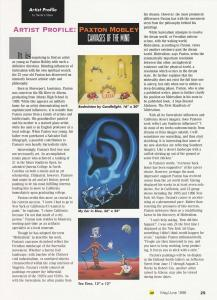 1996 - Canvases Of The Mind - Huntsville Magazine